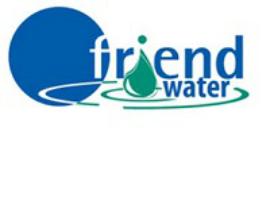 FRIEND Water logo