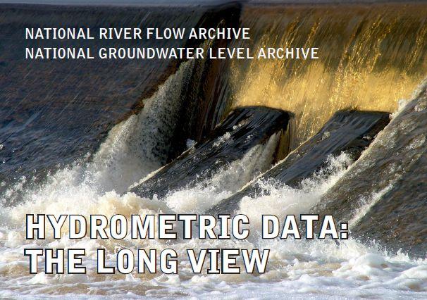 NRFA Hydrometric data cover