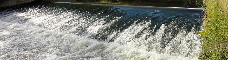 Buttercrambe Weir