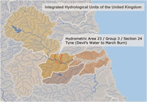 Integrated Hydrological Units