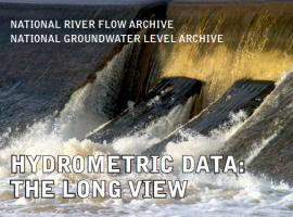 NRFA Hydrometric data cover